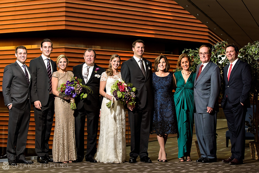 Kimmel Center Wedding portraits