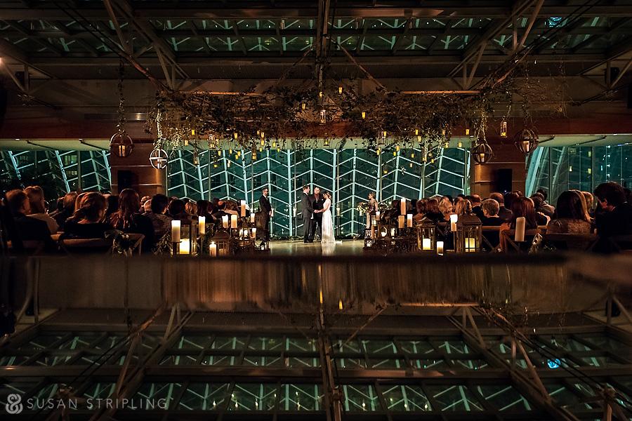 Kimmel Center Wedding Ceremony