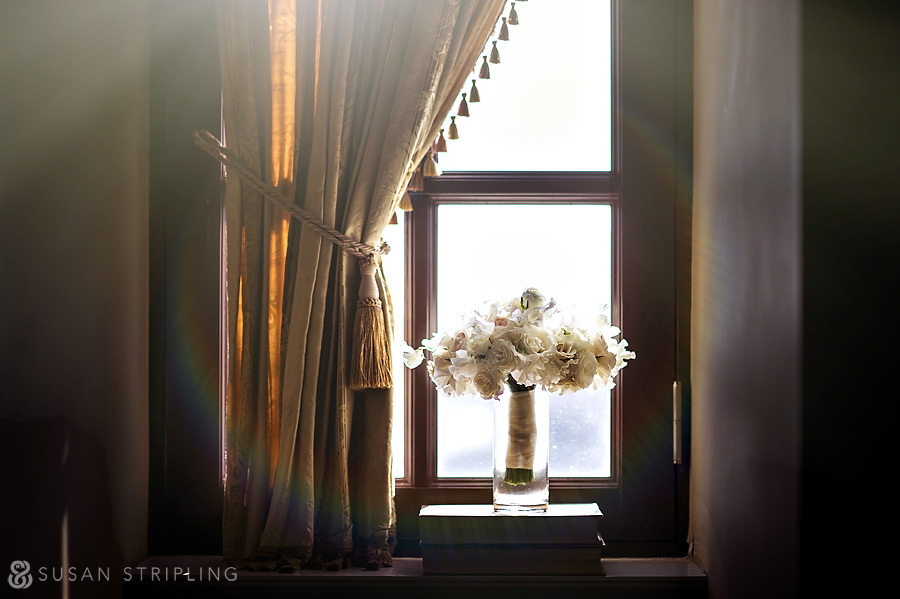 Oheka Castle wedding florist
