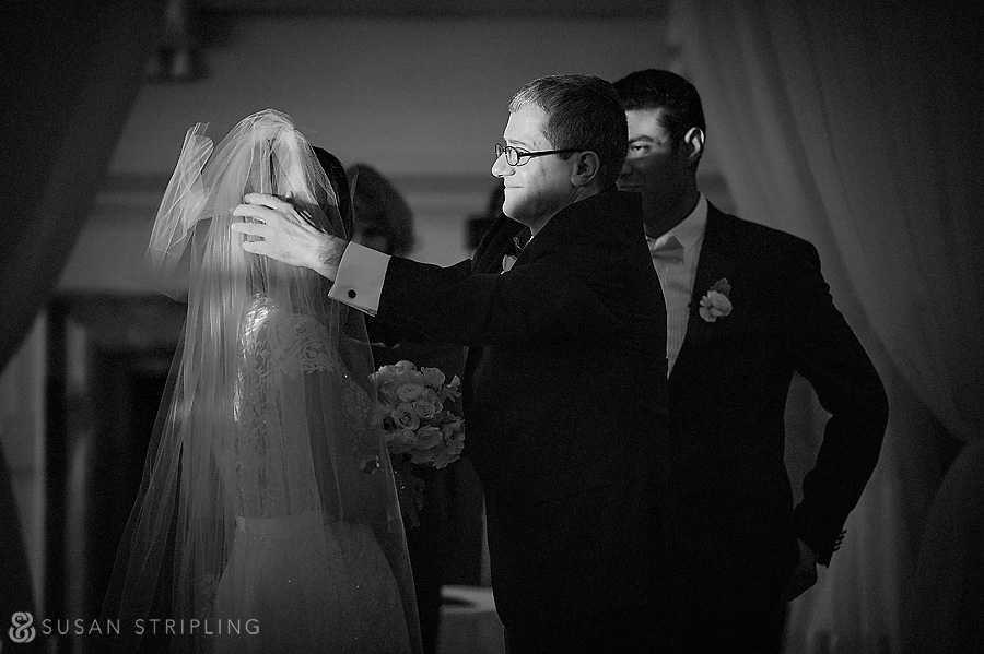 Oheka Castle wedding ceremony