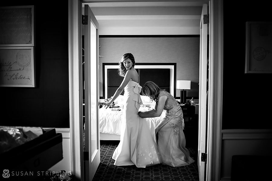 Empire Hotel Wedding
