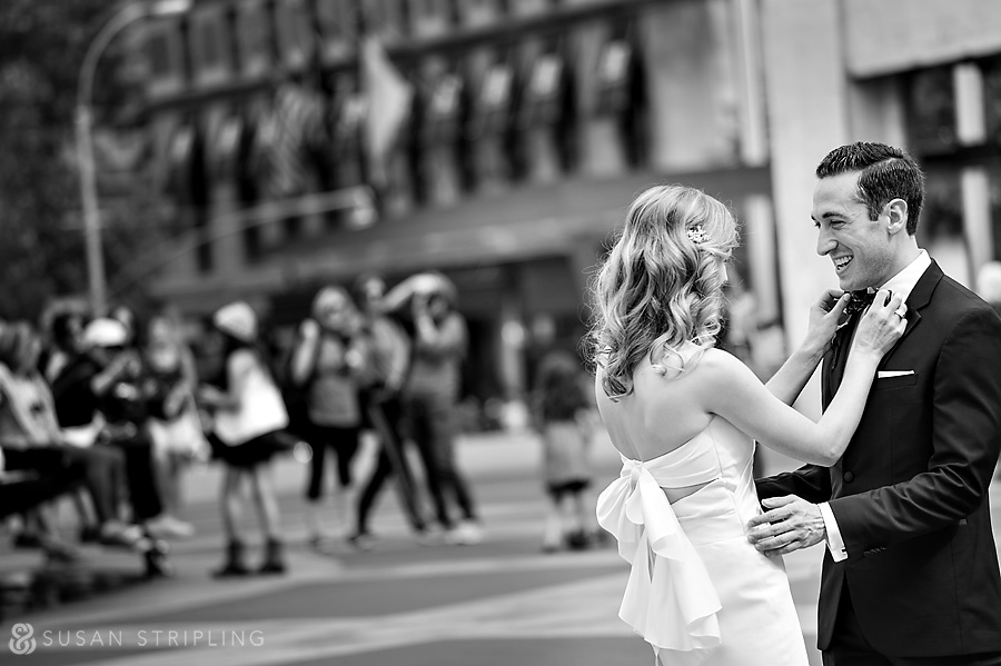 Lincoln Center wedding