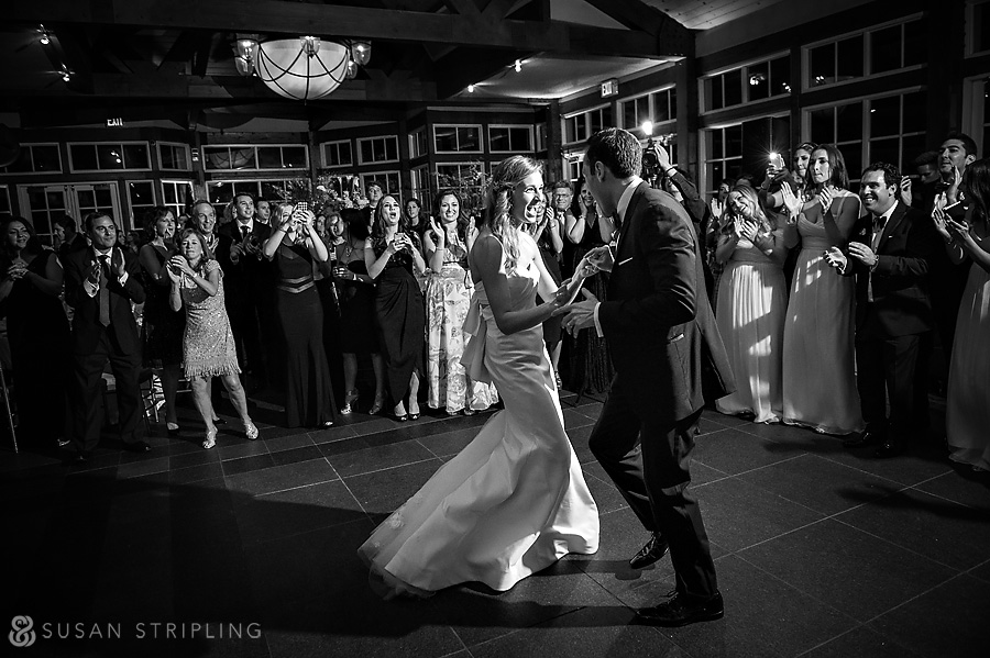 central park boathouse wedding reception pictures