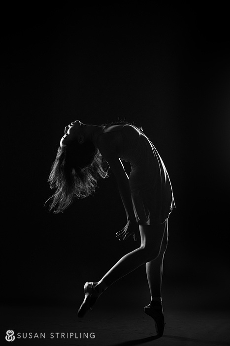 dancer portraits