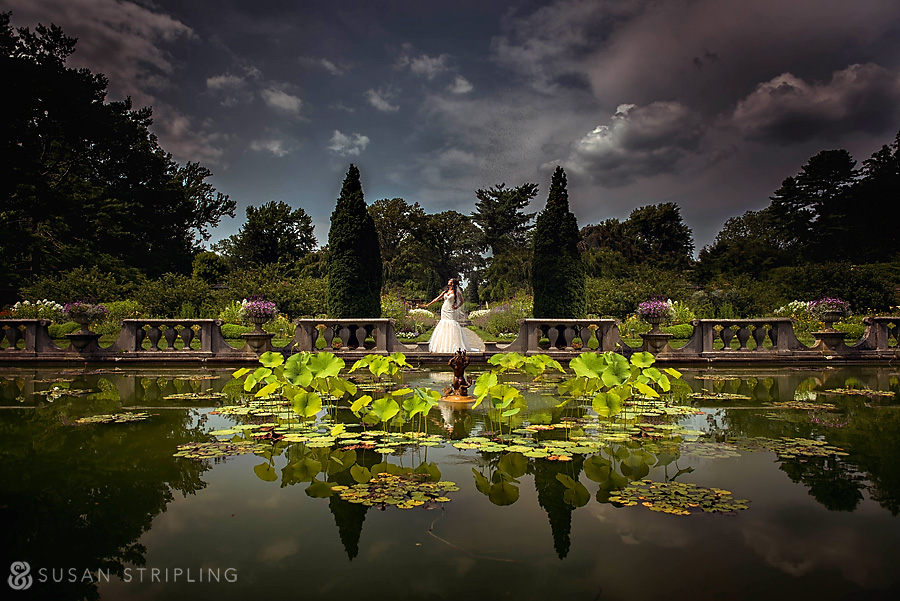 Old Westbury Gardens wedding photography