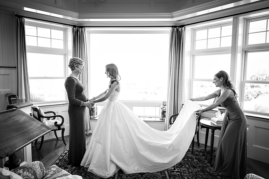 photos Ocean House wedding