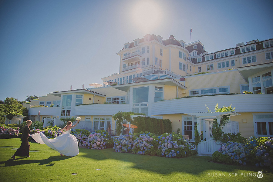 pictures Ocean House wedding