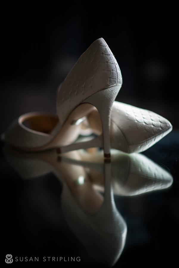 Jenny Packham wedding