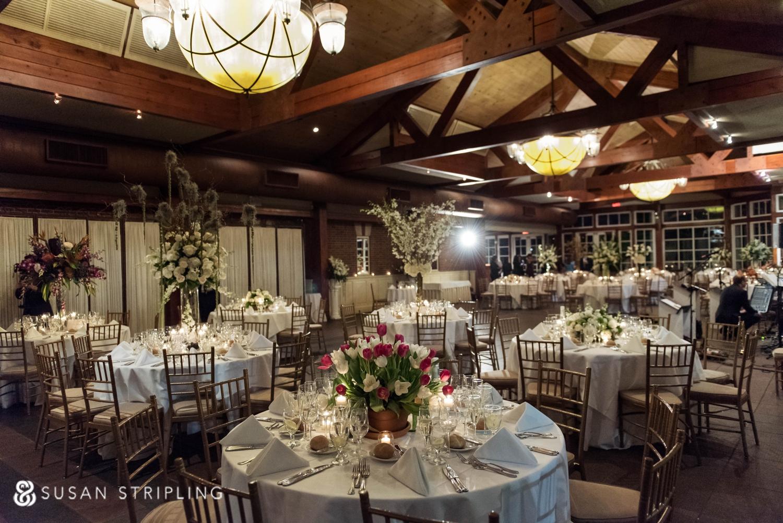 Wedding Reception Central Park Boathouse