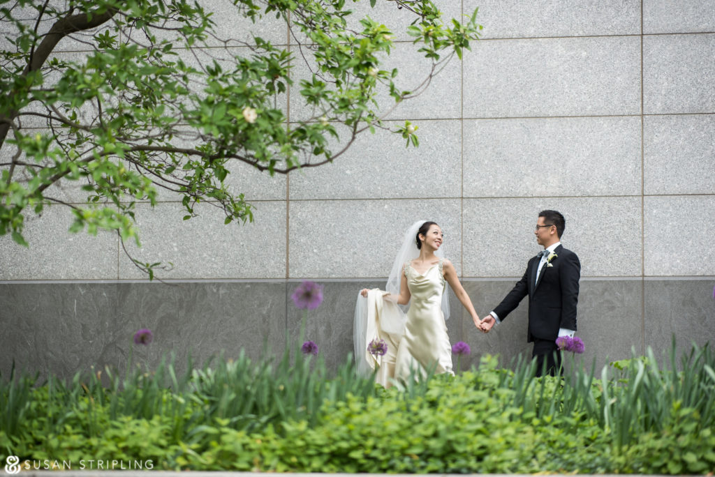 Wedding at the Ritz Carlton Battery Park portrait