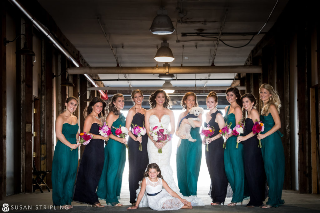 outdoor Family pictures at weddings