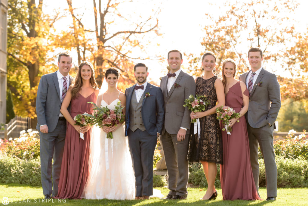 locations for Family pictures at weddings