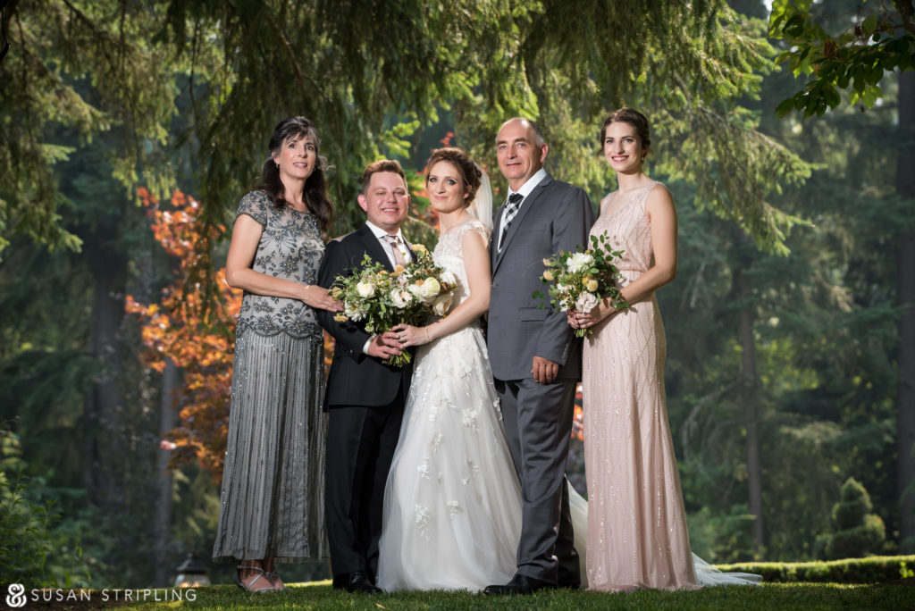 Wedding at Rock Creek Gardens pictures