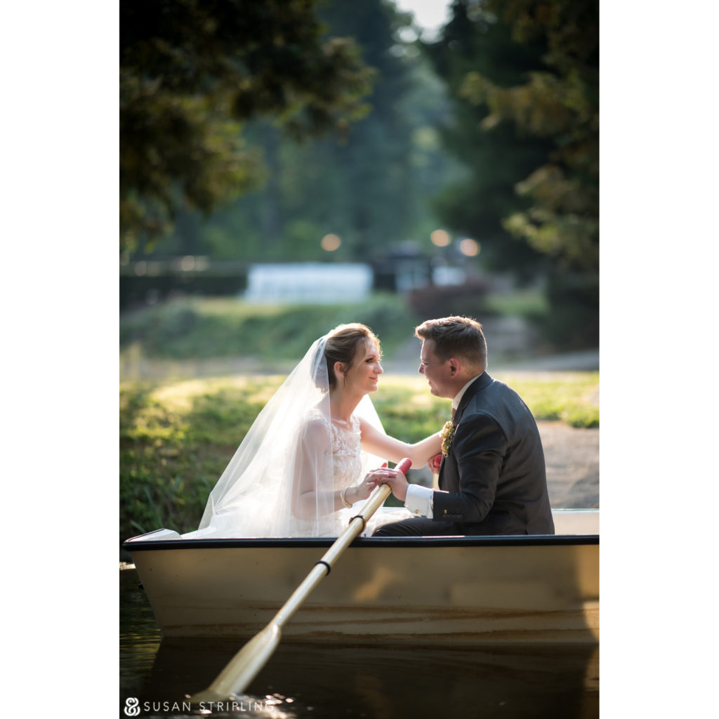 Wedding at Rock Creek Gardens photography