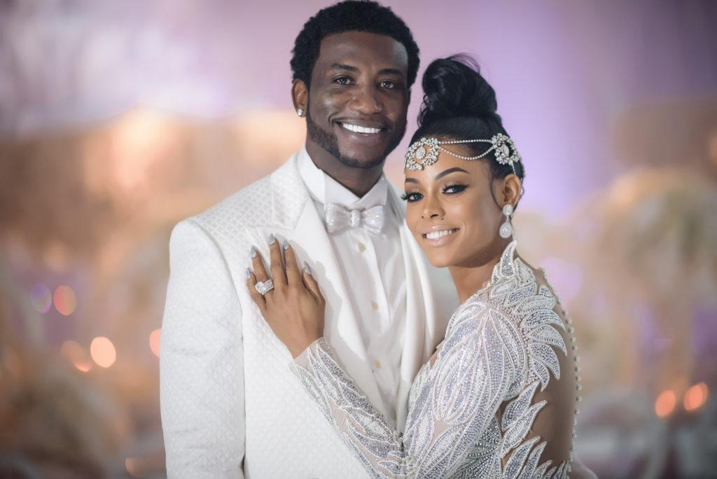 Gucci Mane wedding