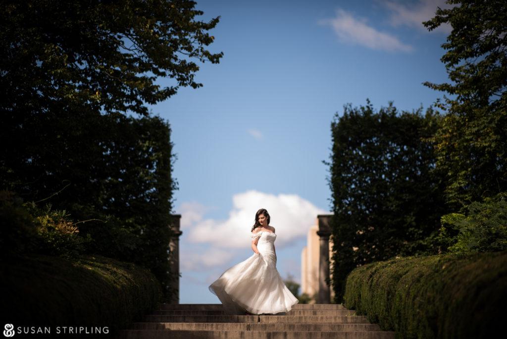 Fall Wedding at the Brooklyn Botanic Garden photos