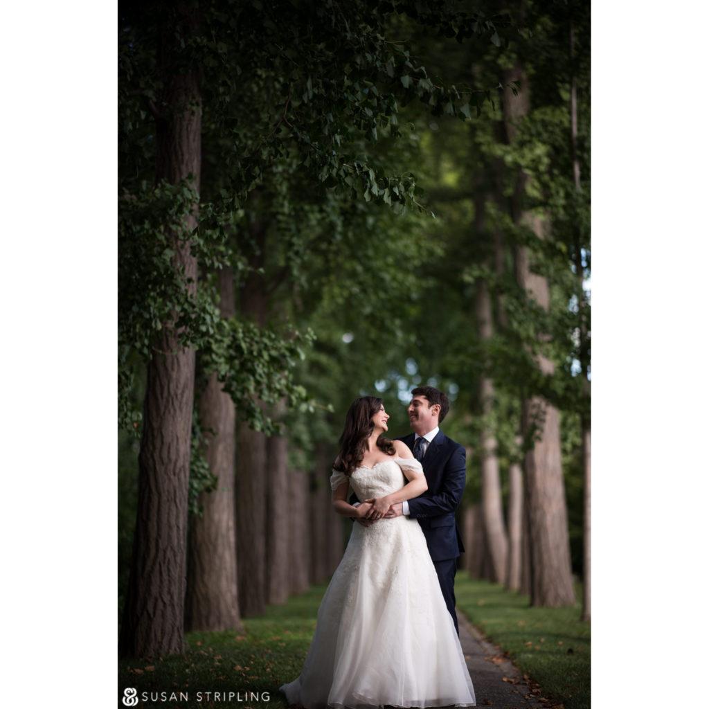 Fall Wedding at the Brooklyn Botanic Garden pics