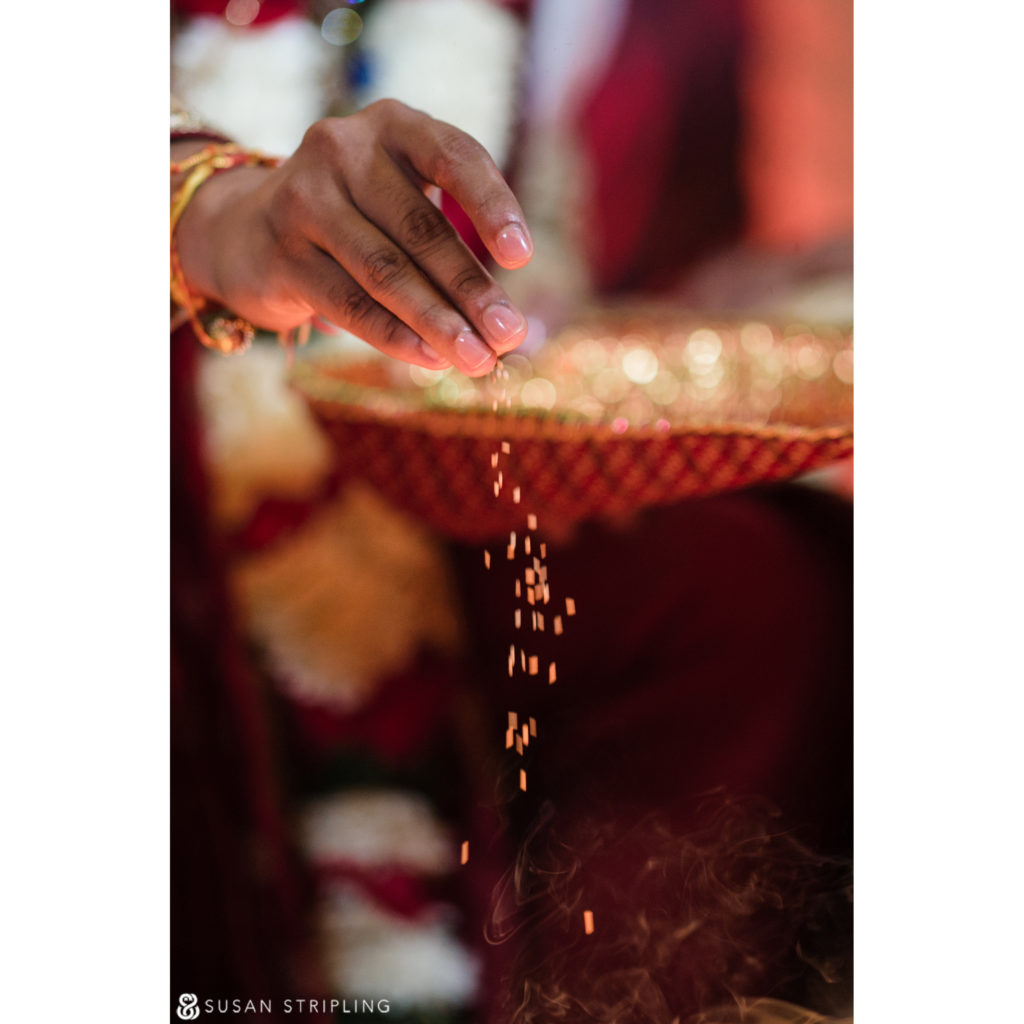 New Jersey Indian Wedding ceremony