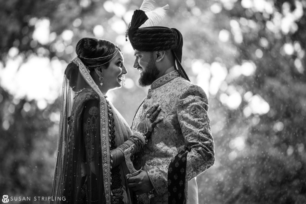 New Jersey Indian Wedding portraits