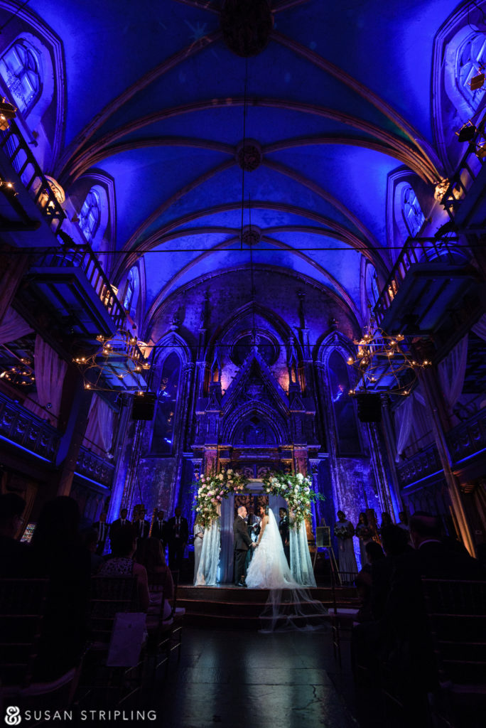 Wedding at Angel Orensanz photographer
