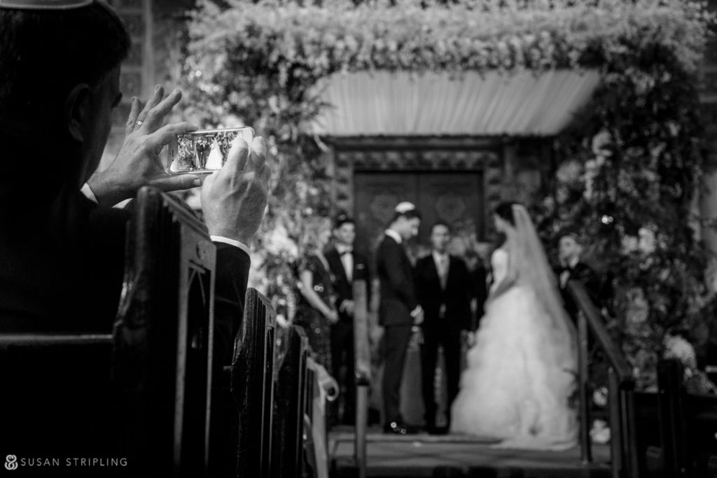 wedding ceremony cipriani 42nd street