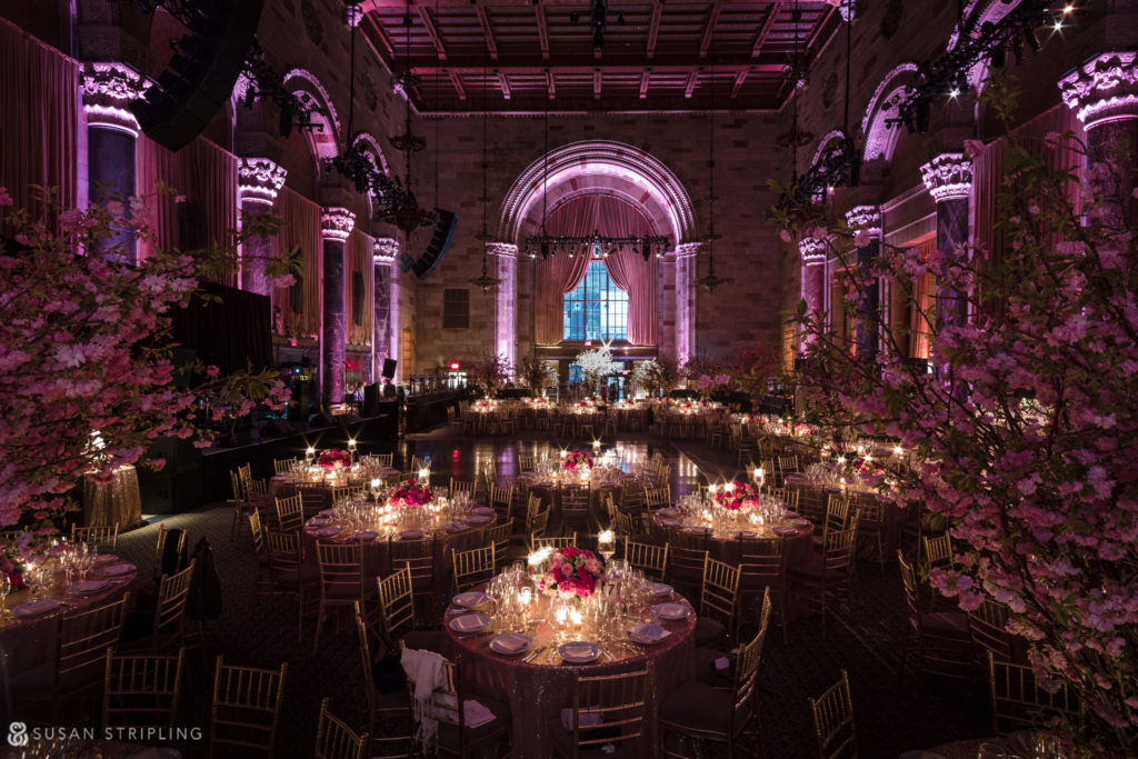 summer wedding at cipriani 42nd street