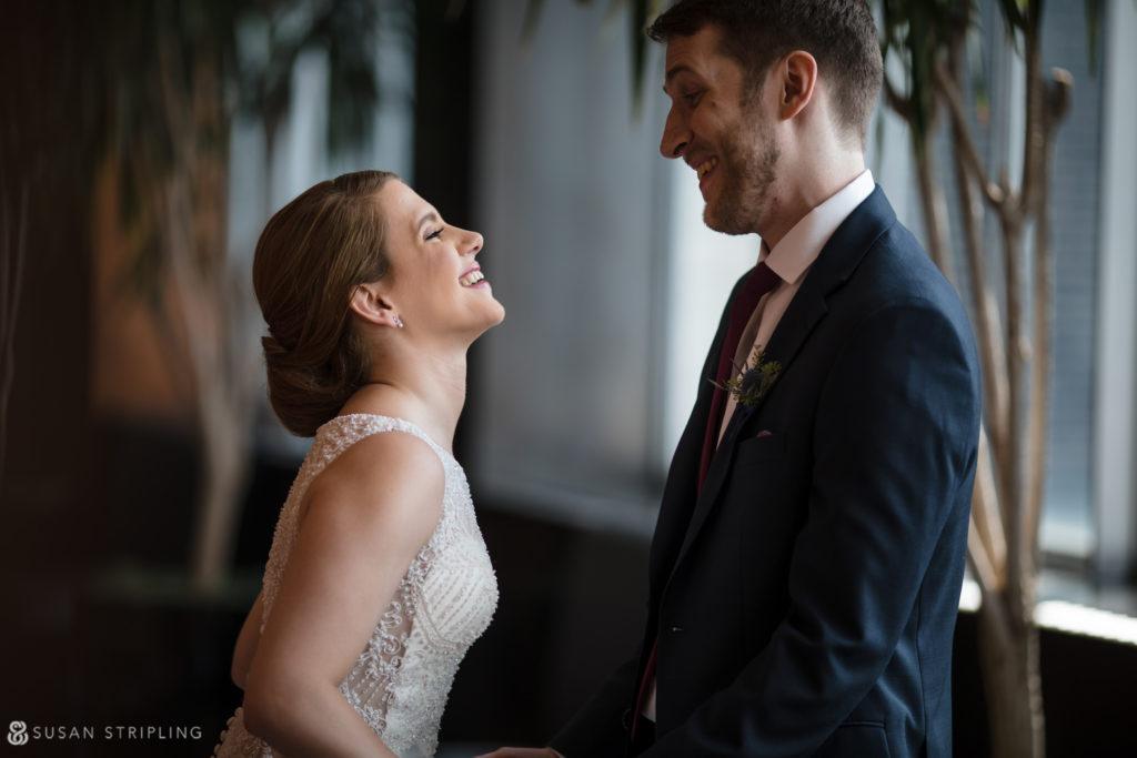 loews hotel philadelphia wedding photographer
