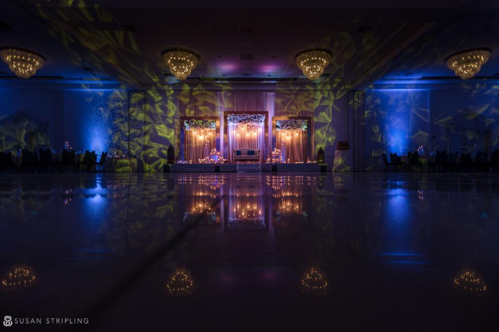 Ocean Place Resort and Spa Wedding reception ballroom