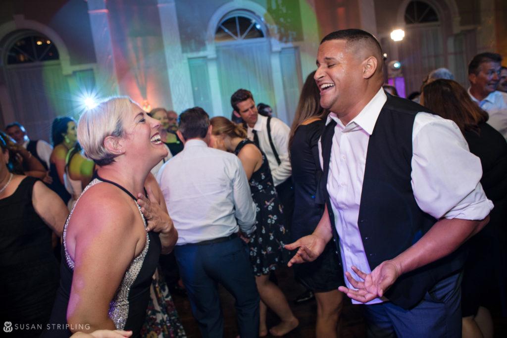 party berkeley oceanfront wedding