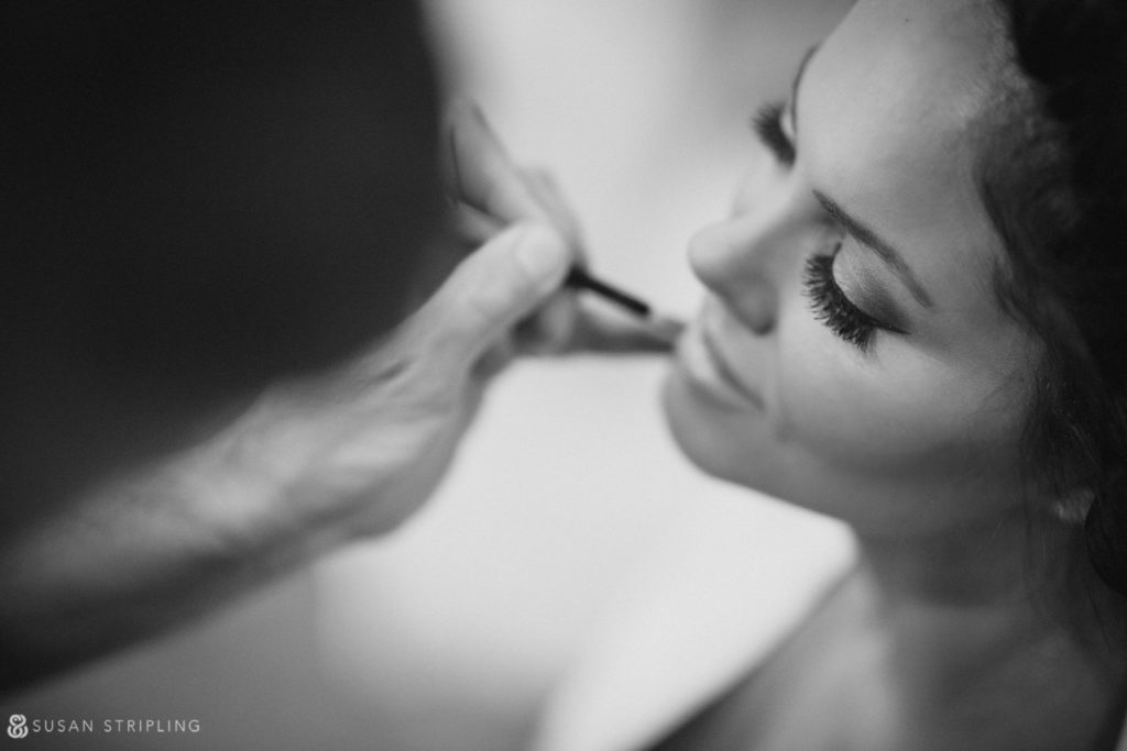bridgehampton new york wedding makeup artist