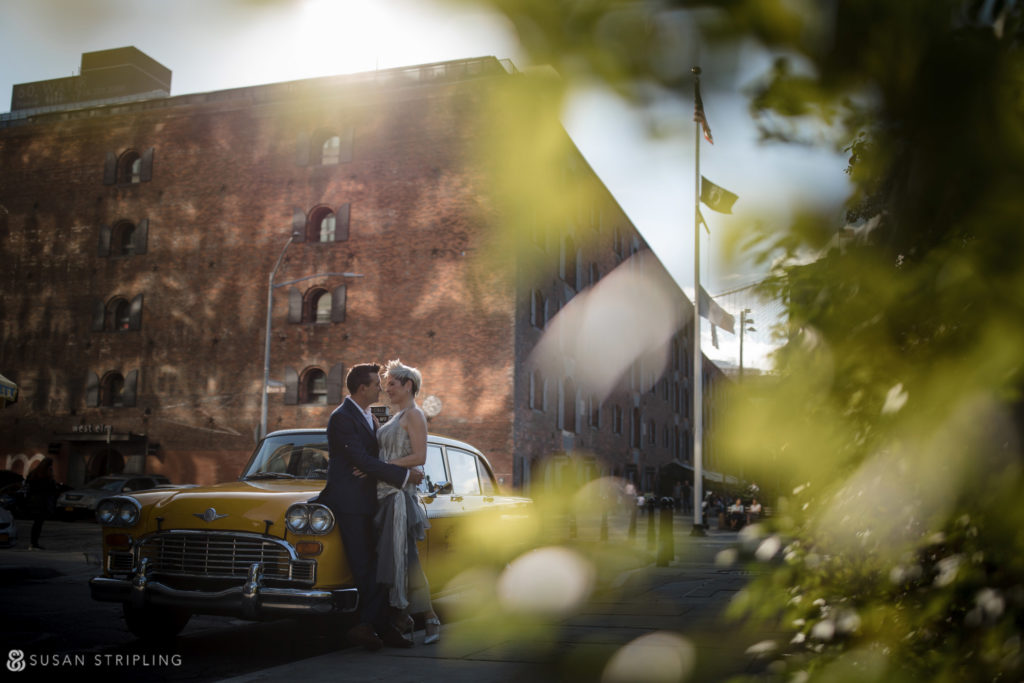 west elm wedding pictures dumbo brooklyn