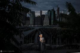 Elopement at Brooklyn Bridge Park