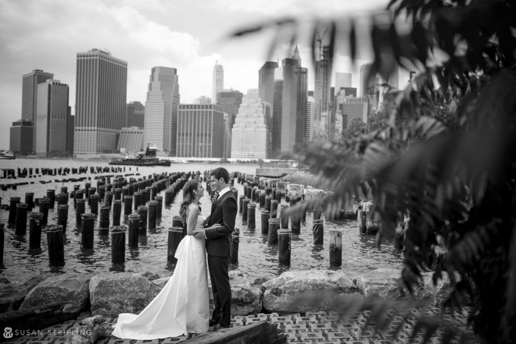 1 hotel brooklyn bridge wedding photography
