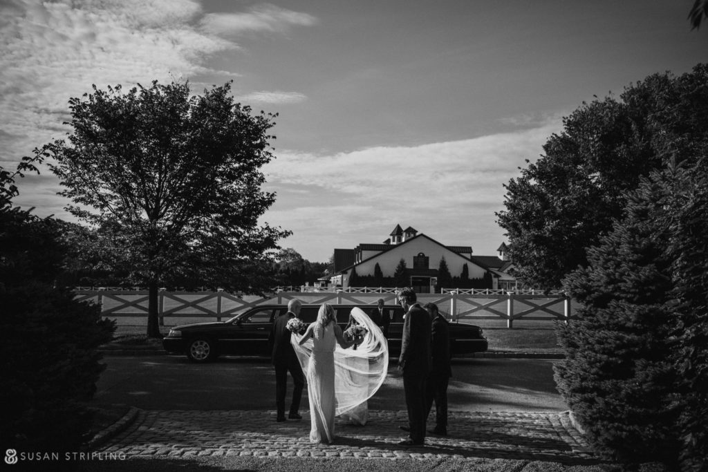 rental limo bridgehampton new york wedding