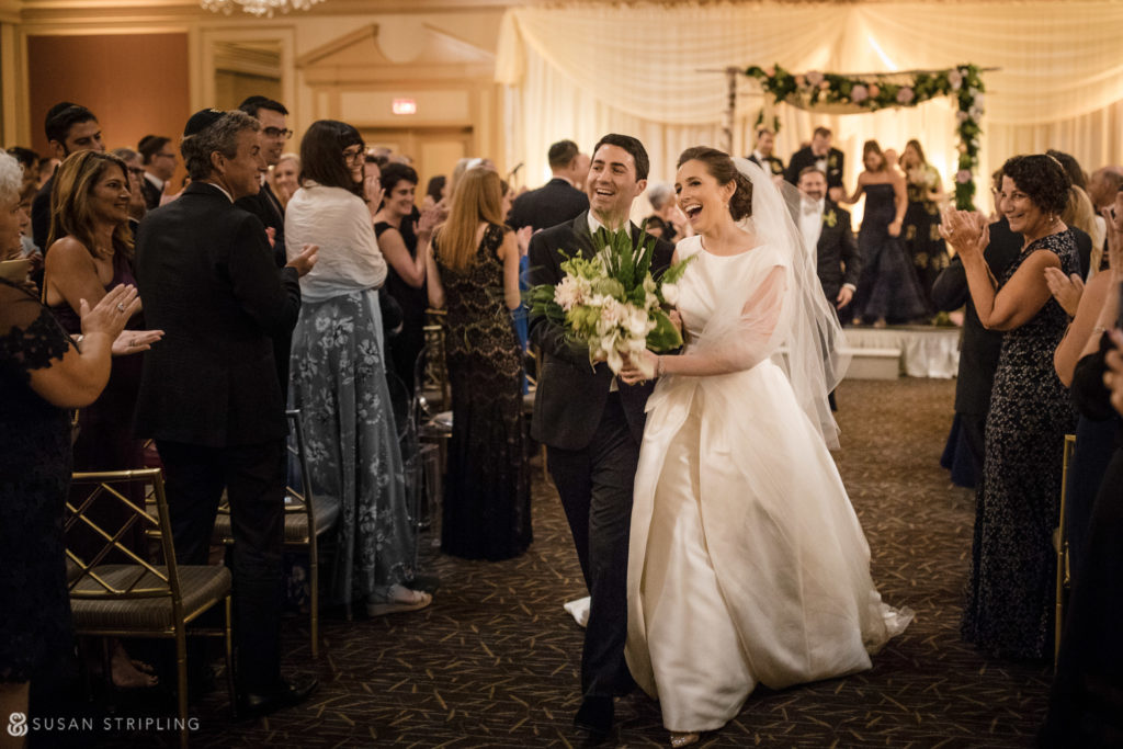 indoor wedding ceremony in philadelphia