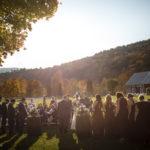 fall wedding vermont