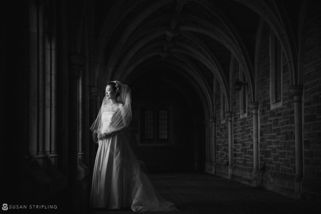 princeton university wedding photo locations