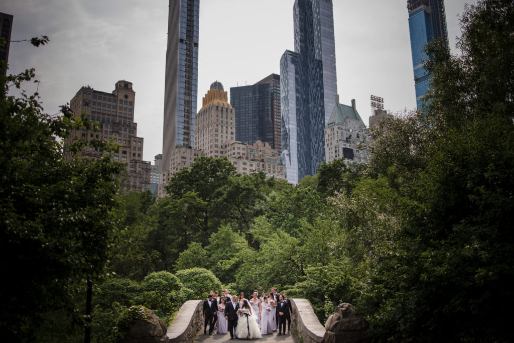 St. Regis New York City Wedding Photo Locations