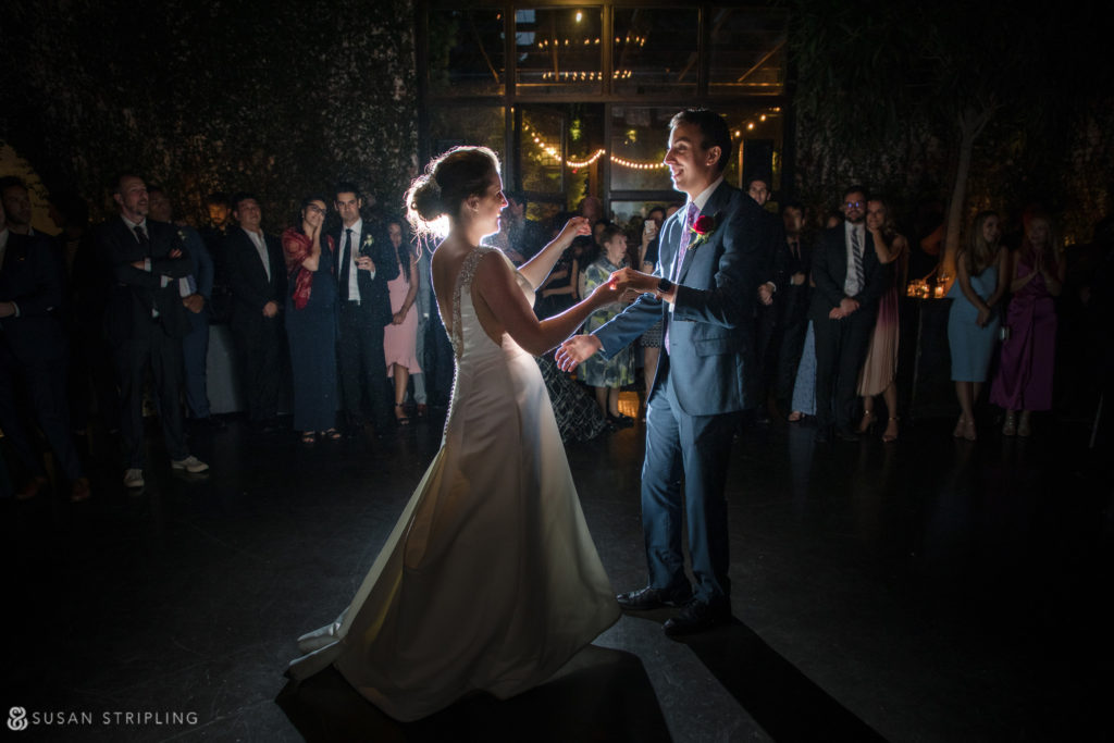 wedding at the foundry photographer