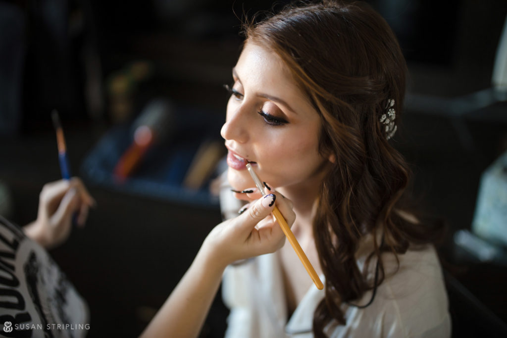 Philly Ritz Carlton Hotel wedding where to get ready