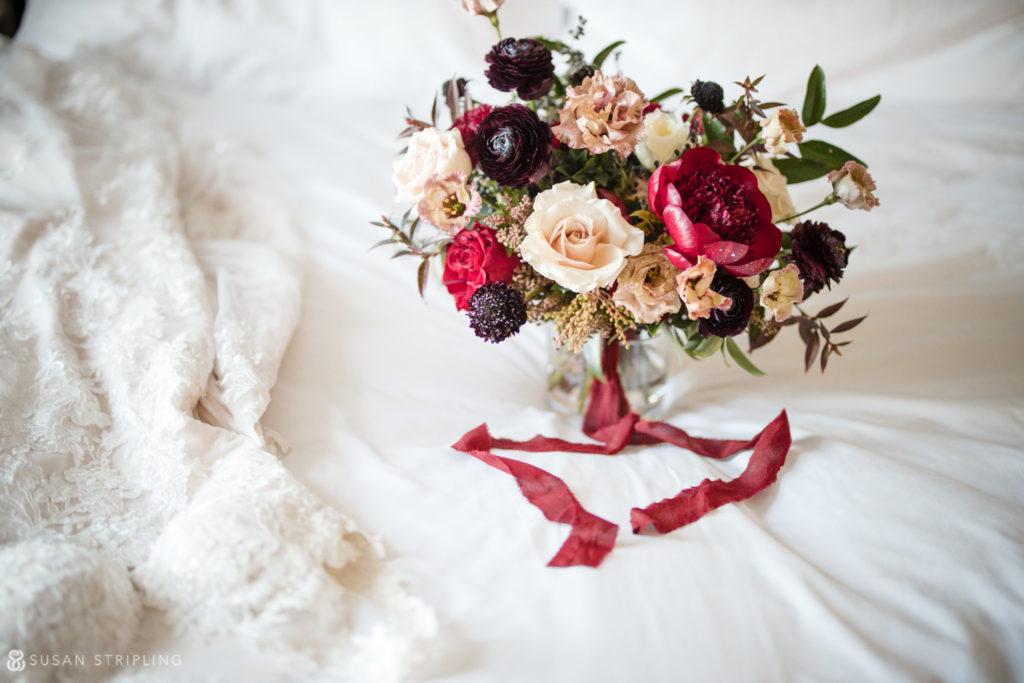 Philly Ritz Carlton Hotel wedding florist