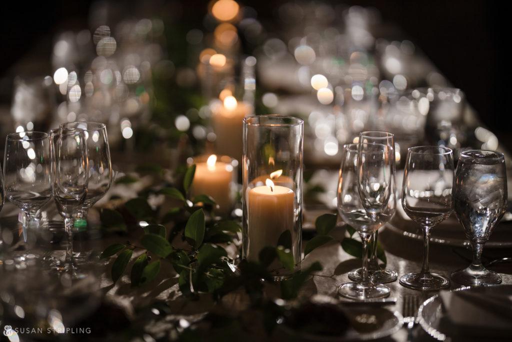Philly Ritz Carlton Hotel Wedding Decor