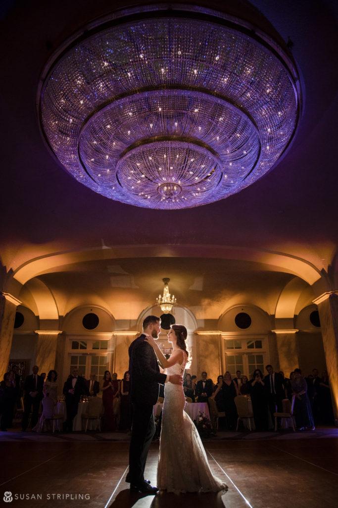 Philly Ritz Carlton Hotel Wedding Ballroom